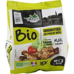 Nature de France Nature de France Grignottes de poulet rôti BIO le sachet de 250 g