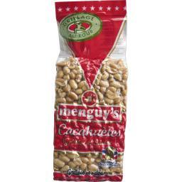 Cacahuètes grillées et salées