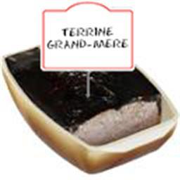 Terrine Grand-Mère, pâté de campagne SUPERIEUR