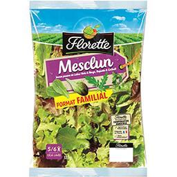 Florette Florette Mesclun le sachet de 175 g