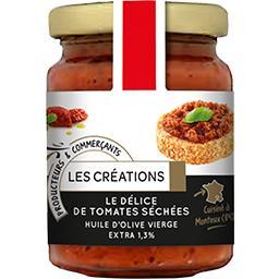 Le Délice de tomates séchées