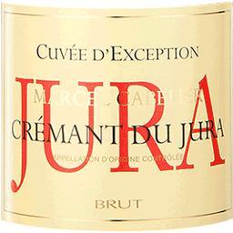 Crémant du Jura brut, cuvée d'exception - Marcel Cabelier