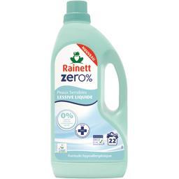 Rainett Rainett Lessive liquide peaux sensibles Zero% le flacon de 1,5 l