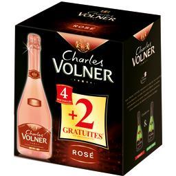 Charles Volner Vin mousseux rosé