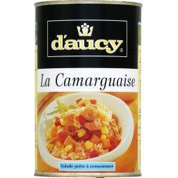 La camarguaise, salade prête à consommer