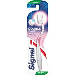Brosse à dents Double Care Sensitive souple