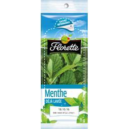 Florette Florette Menthe le sachet de 11 g