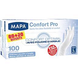 Gants Confort Pro taille L
