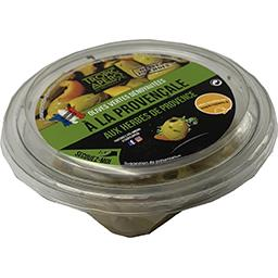 Olives vertes dénoyautées à la provençale/herbes de ...