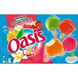 Bâtonnets de glace Color