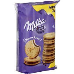 Milka Milka Biscuits Choco Pause les 2 paquets de 260 g