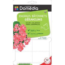 Engrais bâtonnets Géraniums