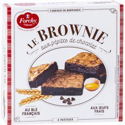 Brownie chocolat et pépites