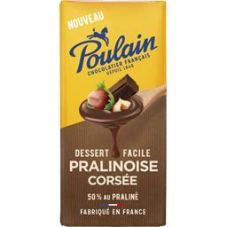 Chocolat dessert facile Pralinoise Corsée