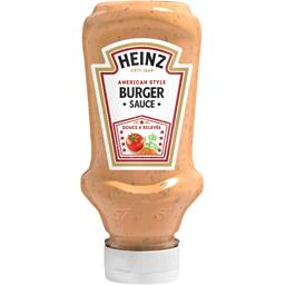Heinz Heinz Sauce American Burger le flacon de 230 g