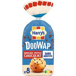Harry's Harrys Doo Wap - Brioches pépites chocolat le paquet de 8 - 320 g