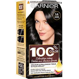 100% Ultra Brun - Coloration Le Noir Intense 1,0