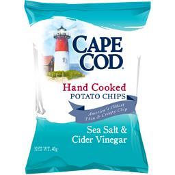 Chips sel de mer & vinaigre de cidre