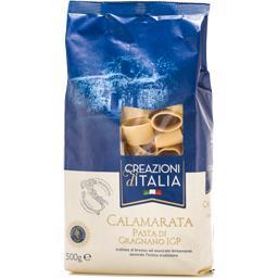Creazioni d'Italia Pâtes Calamarata le paquet de 500 g