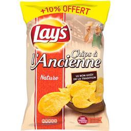 Chips à l'ancienne nature