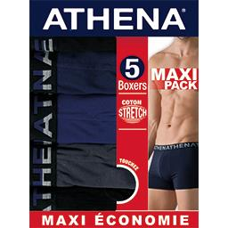 Boxers coton stretch T5