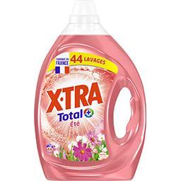 X•TRA X-Tra Total - Lessive liquide Eté le bidon de 2,2 l