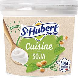 St Hubert Spécialité culinaire soja