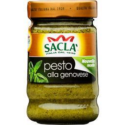 Saclà Sacla Sauce Pesto alla Genovese le pot de 190 g