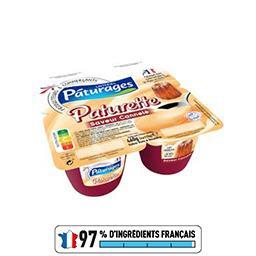 Paturette - Crème dessert saveur cannelé