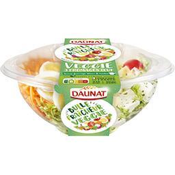 Tout Simplement ! - 3 fromages salade crudités vinaigrette
