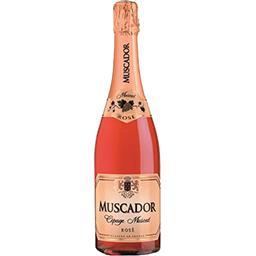Muscador Muscador Vin pétillant rosé la bouteille de 75 cl