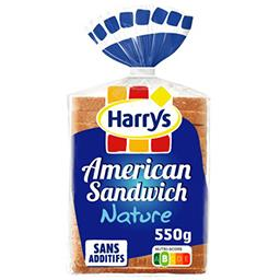Harry's Pain de mie American Sandwich nature