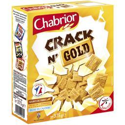 Céréales Crack N' Gold
