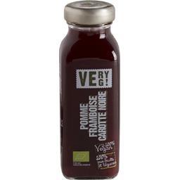 Very Veg Boisson pomme framboise carotte noire BIO la bouteille de 200 ml