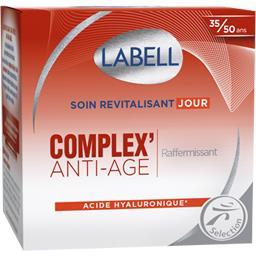 Labell Soin revitalisant jour Complex' anti-âge le pot de 50 ml