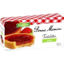 Tartelettes fraise