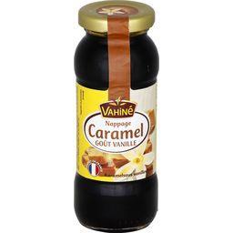 Nappage caramel goût vanille