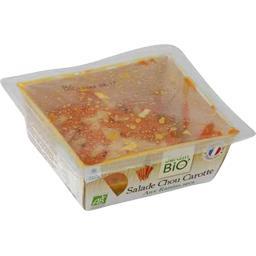 Salade chou carotte aux raisins secs BIO