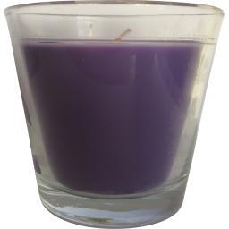 Bougie parfumée mûre violette