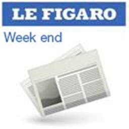 Le figaro WEEK END  le journal du jour de votre livraison