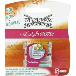 Lady Protector - Lames de rasoir