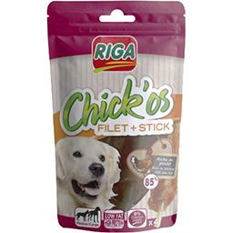 Chick'os - Filet + stick poulet pour chiens