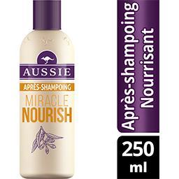Miracle nourish après-shampoing nourrissant 250ml