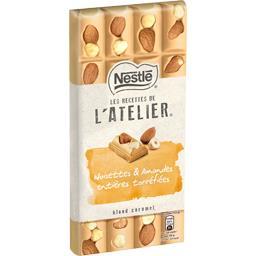 Les Recettes de L'Atelier - Chocolat blond caramel n...