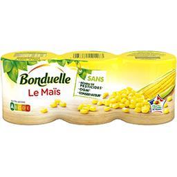 Bonduelle Bonduelle Maïs sans sucres ajoutés la boite de 300g