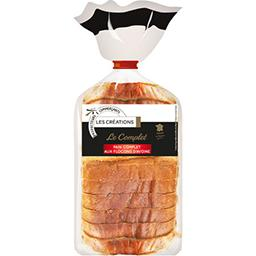 Le Complet pain complet aux flocons d'avoine