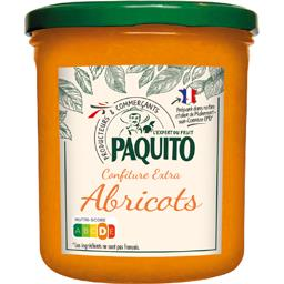 Confiture extra abricots