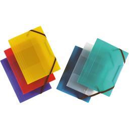 Mini chemise 3 rabats Propyglass- 16x12cm, coloris a...