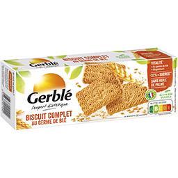 Biscuits complets au germe de blé