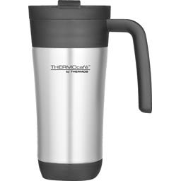 Flid Lid Travel Mug 425 ml inox